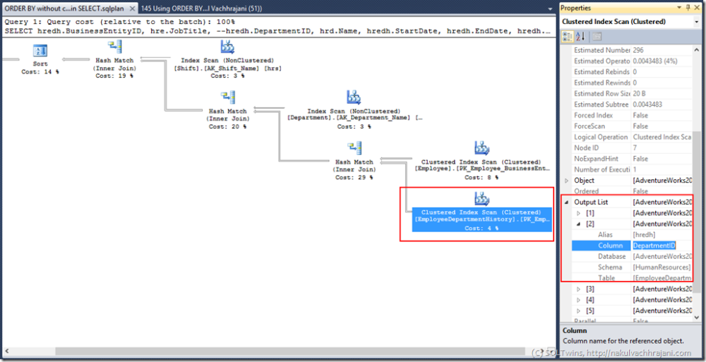 #0340 – SQL Server – Myths - ORDER BY can only work on columns fetched in the SELECT clause (2/3)