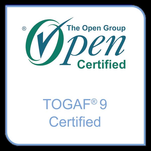 TOGAF 9 Badge